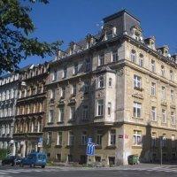 Karlovy Vary - spolkový dům Beseda