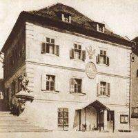 Karlovy Vary - stará radnice