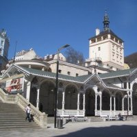 Karlovy Vary - Tržní kolonáda