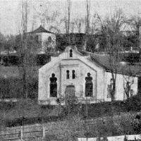 Karlovy Vary - stará synagoga
