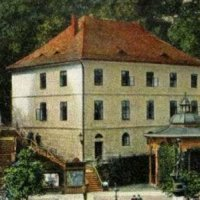 Karlovy Vary - špitál sv. Bernarda