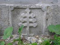 Dražov - křížový kámen |