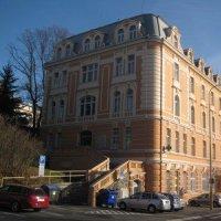 Karlovy Vary - židovský hospic