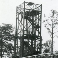 Olšová Vrata - rozhledna na Vítkově hoře