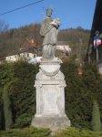 Velichov - socha sv. Jana Nepomuckého |